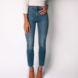 Imogene and Willie Elizabeth high rise jeans